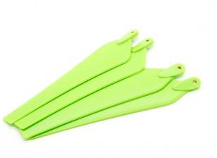 Acromodelle Folding Propeller 12x4.5 Green (CW / CCW) (4 Stück)