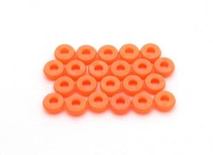 Tarot-450 Pro / Pro V2 DFC M3 Canopy Scheiben - Orange (TL2820-02)