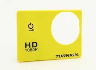 Turnigy ActionCam Ersetzung Faceplate - Gelb