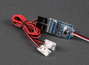 Turnigy superhellen LED-Low-Voltage-Warngerät