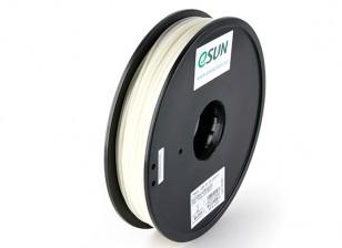 ESUN 3D-Drucker Glühfaden Natur 1.75mm ABS 0.5KG Spool