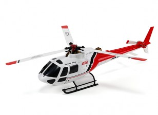 WLToys V931 AS350 Pitch-Skala 3D RC Hubschrauber (Ready to Fly)