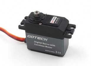 Goteck HC1621S HV Digital-MG High Torque STD Servo 23kg / 0.12sec / 53g