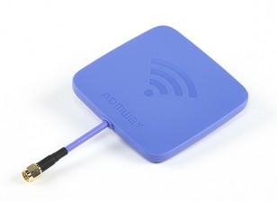 Aomway 5.8GHz CP Patch-Antenne 14Ddbi (RHCP) (SMA)