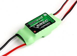 Turnigy Multistar Twin Ausgabe 5/10 Amp (6-50V) SBEC für Lipoly