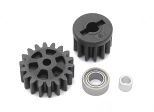 H-König Sandsturm 1/12 2WD Wüste Buggy - Ideal Gear Set (13 / 18T)