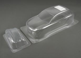01.10 CAYENNE Clear Body Shell