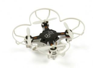 FQ777-124 Taschen Drone 4CH 6Axis Gyro Quadcopter mit schaltbarer Controller (RTF) (Schwarz)
