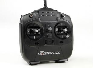 Quanum i8 8ch 2,4GHz AFHDS 2A Digitale Proportional-Funksystem Modus 2 (schwarz)