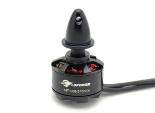 LDPOWER MT1306-3100KV Brushless Multicopter Motor (CCW)