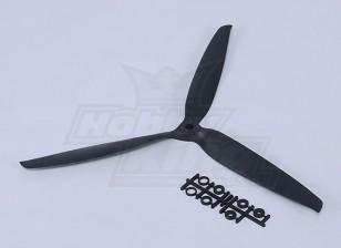 3 Blatt EP Propeller 16x8 / 407x204mm