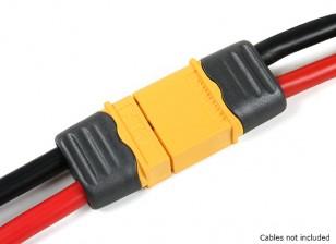 New XT60plus mit Isolier-Endkappe (5set / bag)