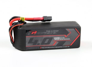 Turnigy Graphene 4000mAh 6S 65C Lipo-Pack w / XT90