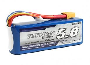 Turnigy 5000mAh 4S 40C Lipo-Pack mit XT90