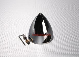 Aluminium-Stütze Spinner 89mm / 3,5-Zoll-Durchmesser
