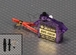 BMS-308DB-Digital-Doppelkugellager Micro Servo 1.2kg / 0.10sec / 6g