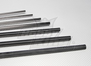 Carbon-Faser-Rohr (hohl) 14x750mm