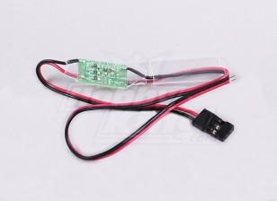 FrSky Batteriespannungssensor - FrSky Telemetriesystem.