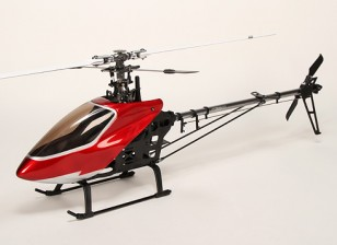 HK-500GT 3D Hubschrauber Elektro-Kit (inkl. Klingen und Extras)