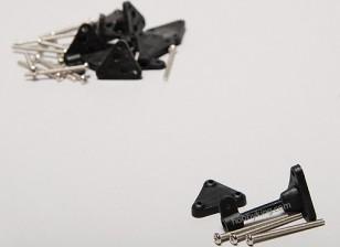 Einstellbare Steuer Horn 3x24mm (5sets)