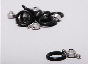 Prop Saver w / Band 2 mm (10 Stück)