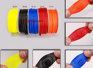 Wire Mesh-Schutz Blau 8mm (1m)