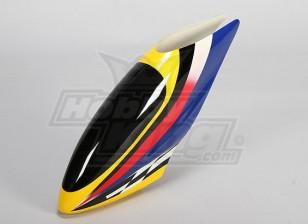 Fiberglass Canopy für Trex-600 Nitro