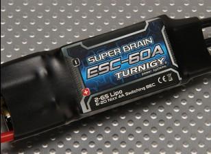 Turnigy Supergehirn 60A Brushless Regler