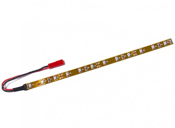 Red-LED-Strip-JST-connector-200mm-full