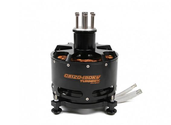 Turnigy CA120 150kV sin escobillas Outrunner (100cc equiv)