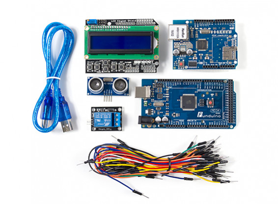 Funduino Kit KT0051 & R3 Combination Set