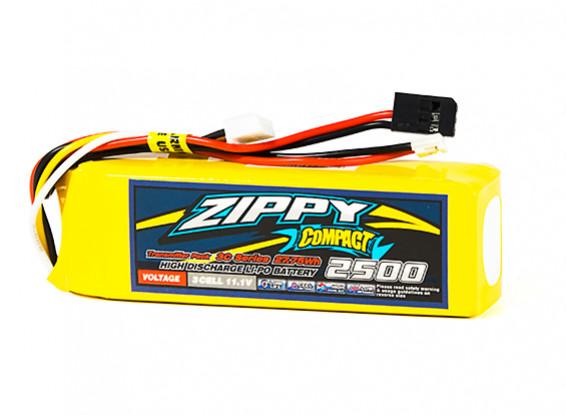 ZIPPY Compact 2500mAh Transmitter Pack (Futaba/JR)