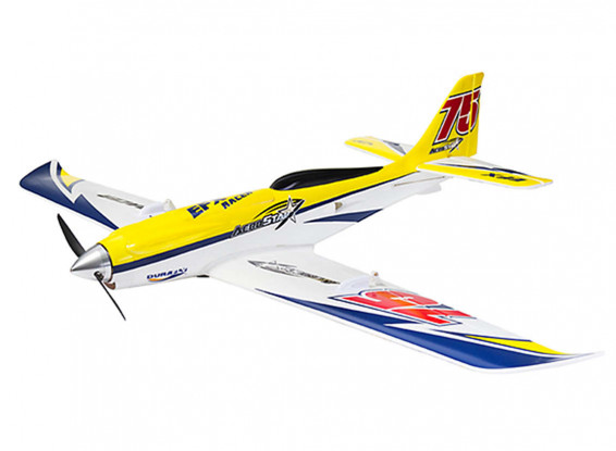 Durafly-EFX-Racer-PNF-Yellow-Edition-High-Performance-Sports-Model-1100mm-43-7-Plane-9499000348-0-1