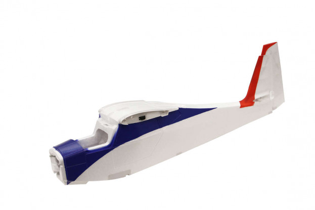 Durafly-Tundra-V2-Fuselage-Set-Blue-Red-9499000379-0