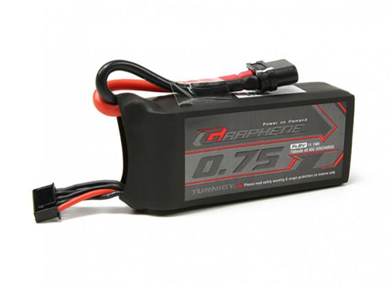 El grafeno Turnigy 750mAh 4S 65C Lipo Pack (Plazo de entrega corto)