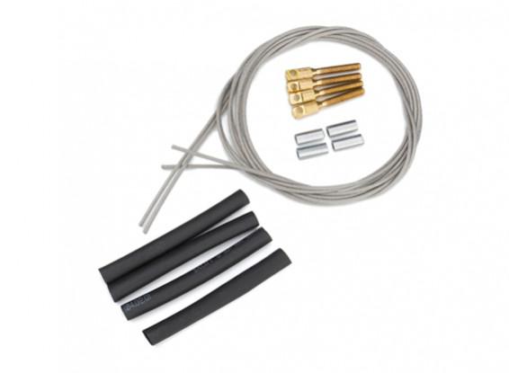 Tire / tirar del alambre de acero Conjunto de control - 1,3 mm