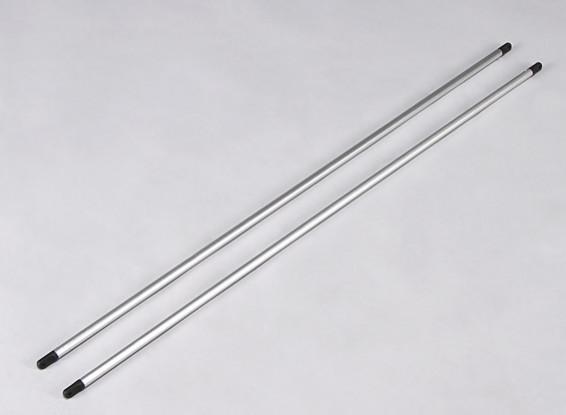 TZ-V2 0.90 Tamaño de la cola de apoyo de Rod