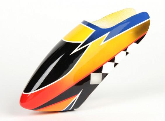 Canopy de fibra de vidrio para Trex-450 Pro