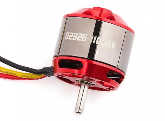 Turnigy D2826-1100KV 265W Brushless Outrunner Motor