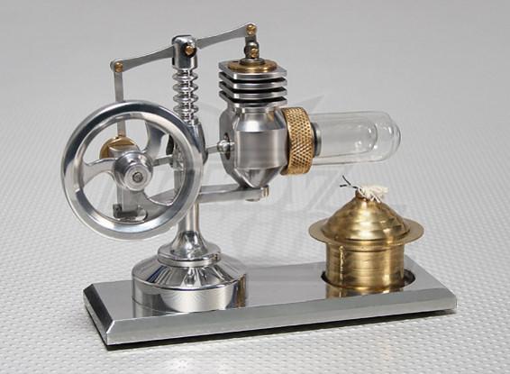 Tipo Alfa 2 Pistón Motor Stirling