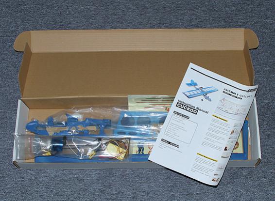 SCRATCH / DENT cuco Parkfly con 30 mm de EDF y ESC 580 mm (ARF)