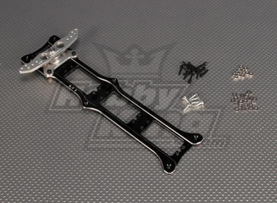 CNC timón 3_Tray 3.5 pulgadas (M3) Negro