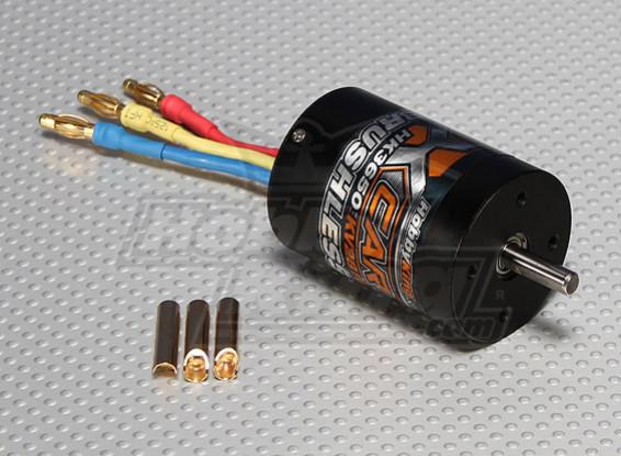 S3650-2800 sin escobillas Inrunner 2800kv (15.5T)