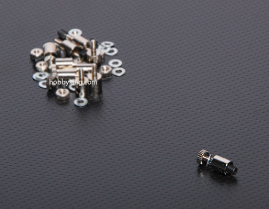Vinculación tapón M3x2xL11.2mm (10pcs / set)