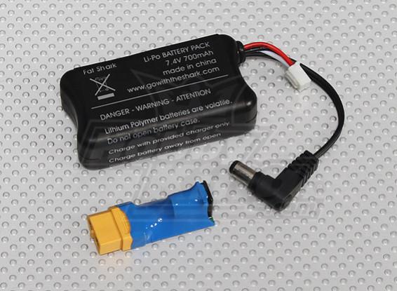 Fatshark FPV - Auricular Batería 7.4v 700mAh