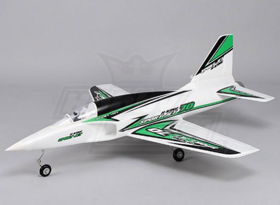 Hobbyking Sport Jet 70 EDF 920mm w / Modo 1 TX-RX (RTF)