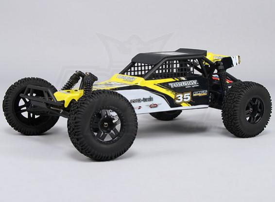 Turnigy 1/10 sin escobillas 2WD Desert Racing Buggy ARR