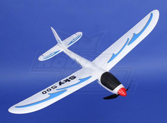 Sky 500 Ultra Micro Glider 500mm (RTF) (Modo 1)
