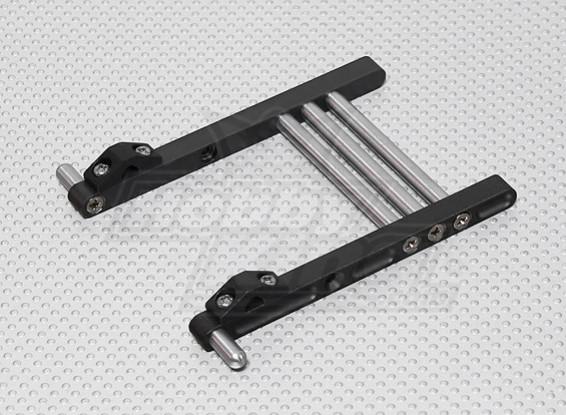 Transmisor del CNC del metal del soporte JR y Futaba