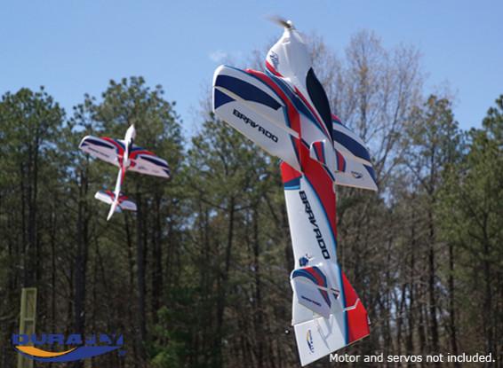 Durafly ™ Bravado - Precisión 3D Aerobatic Deportes Plano 1000mm (kit Solamente)